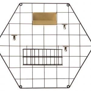 4living Hexagon Muistitaulu