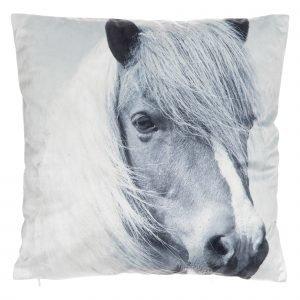 4living Horse Tyyny Harmaa