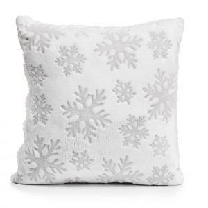 4living Snowflake Tyyny Harmaa