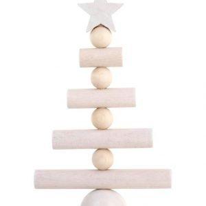 Aarikka Joulupuu Pöytäkoriste
