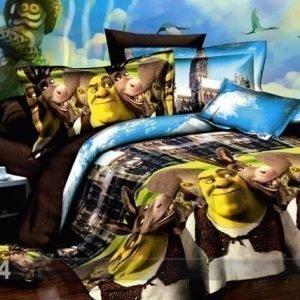 Ab Vuodevaatesetti 3d Shrek 150x200 Cm