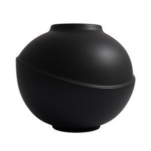 Aeo Big Bubble Maljakko Black Matte