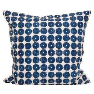 Afroart Gear Tyynynpäällinen Sininen / Valkoinen 50x50 Cm