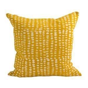 Afroart Spot Tyynynpäällinen Keltainen 50x50 Cm