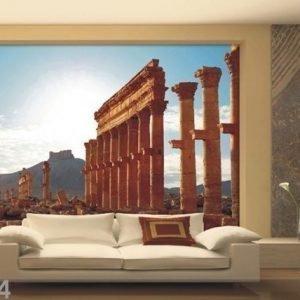 Ag Design Fleece Kuvatapetti Ancient City 360x270 Cm