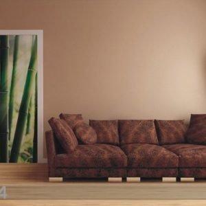 Ag Design Fleece Kuvatapetti Bamboo 90x202 Cm