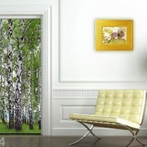 Ag Design Fleece Kuvatapetti Birch Grove 90x202 Cm