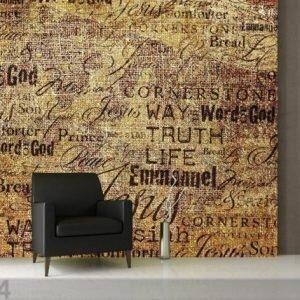 Ag Design Fleece-Kuvatapetti Canvas 360x270 Cm