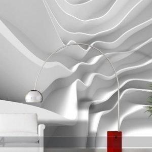 Ag Design Fleece-Kuvatapetti Complexity 360x270 Cm