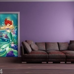 Ag Design Fleece Kuvatapetti Disney Ariel 90x902