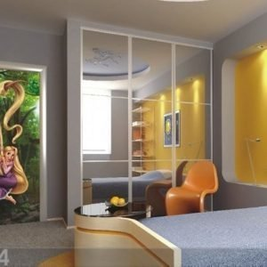 Ag Design Fleece Kuvatapetti Disney Locika A Tree 90x202 Cm