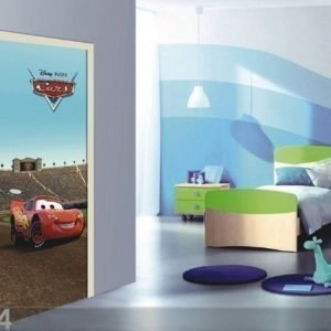 Ag Design Fleece Kuvatapetti Disney Mcqueen 90x202 Cm