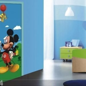 Ag Design Fleece Kuvatapetti Disney Mickey 90x202 Cm