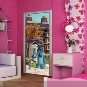 Ag Design Fleece Kuvatapetti Disney Monsters 90x202 Cm