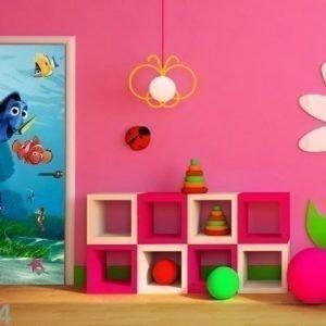 Ag Design Fleece Kuvatapetti Disney Nemo 90x202 Cm