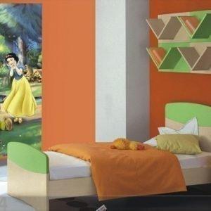 Ag Design Fleece Kuvatapetti Disney Snow White 90x202 Cm