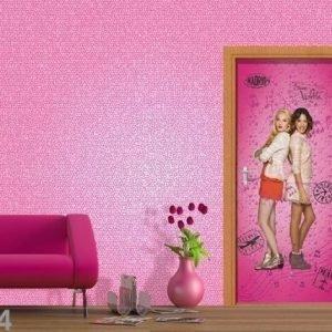 Ag Design Fleece Kuvatapetti Disney Violetta 90x202 Cm