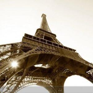 Ag Design Fleece Kuvatapetti Eiffel Tower 360x270 Cm