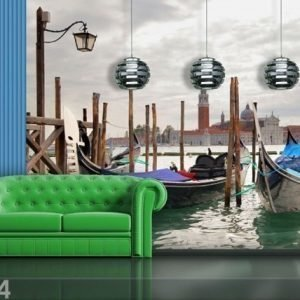 Ag Design Fleece Kuvatapetti Gondola 360x270 Cm