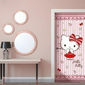 Ag Design Fleece Kuvatapetti Hello Kitty 90x202 Cm