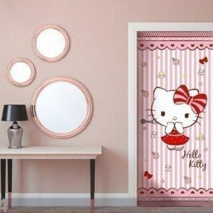 Ag Design Fleece Kuvatapetti Hello Kitty 90x202 Cm