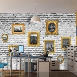 Ag Design Fleece-Kuvatapetti Images On Wall 360x270 Cm