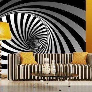 Ag Design Fleece-Kuvatapetti Infinity 360x270 Cm