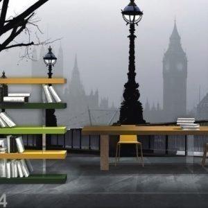 Ag Design Fleece Kuvatapetti Magical London 360x270 Cm