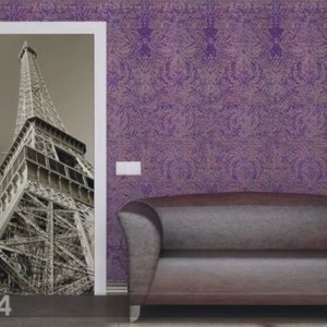 Ag Design Fleece Kuvatapetti Paris 90x202 Cm