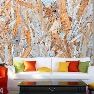 Ag Design Fleece-Kuvatapetti Petals 360x270 Cm