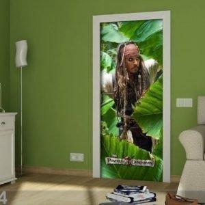 Ag Design Fleece Kuvatapetti Pirates Of The Caribbean 90x202 Cm