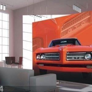 Ag Design Fleece-Kuvatapetti Pontiac 360x270 Cm