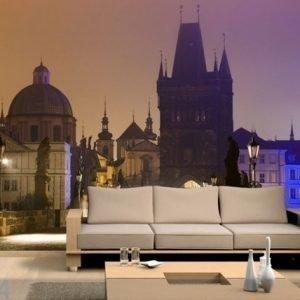 Ag Design Fleece Kuvatapetti Prague 360x270 Cm