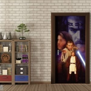 Ag Design Fleece Kuvatapetti Star Wars 90x202 Cm