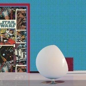 Ag Design Fleece Kuvatapetti Star Wars Comics 90x202 Cm