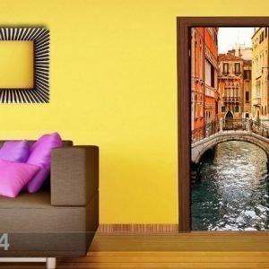 Ag Design Fleece Kuvatapetti Venice 90x202 Cm