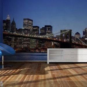 Ag Design Kuvatapetti Brooklyn Bridge 360x254 Cm