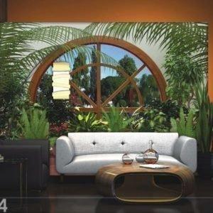 Ag Design Kuvatapetti Conservatory 360x254 Cm