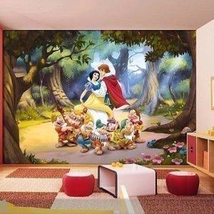 Ag Design Kuvatapetti Disnew Snow White 360x254 Cm