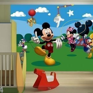 Ag Design Kuvatapetti Disney Mickey Mouse 360x254 Cm