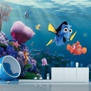 Ag Design Kuvatapetti Disney Nemo 360x254 Cm