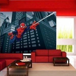 Ag Design Kuvatapetti Disney Spider 360x254 Cm
