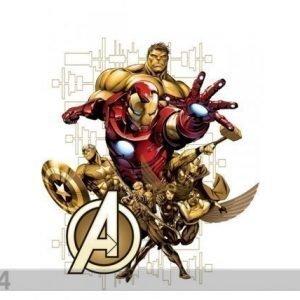 Ag Design Seinätarra Avengers 2