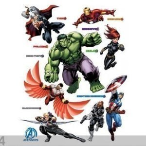 Ag Design Seinätarra Avengers 3