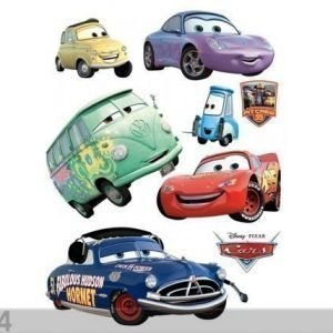 Ag Design Seinätarra Disney Cars 1
