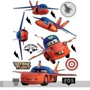 Ag Design Seinätarra Disney Cars Flies 42