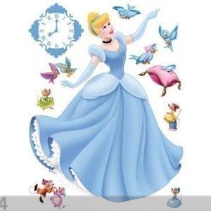 Ag Design Seinätarra Disney Cinderella 65x85 Cm