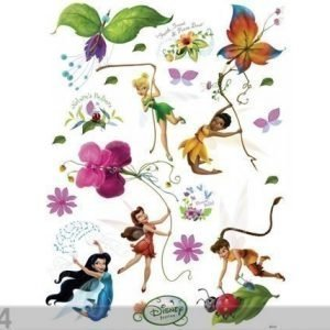 Ag Design Seinätarra Disney Fairies 1