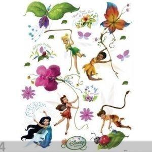 Ag Design Seinätarra Disney Fairies 1