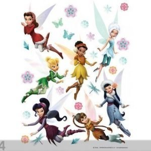 Ag Design Seinätarra Disney Fairies 3